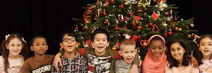 Wir wünschen Ihnen frohe Weihnachten