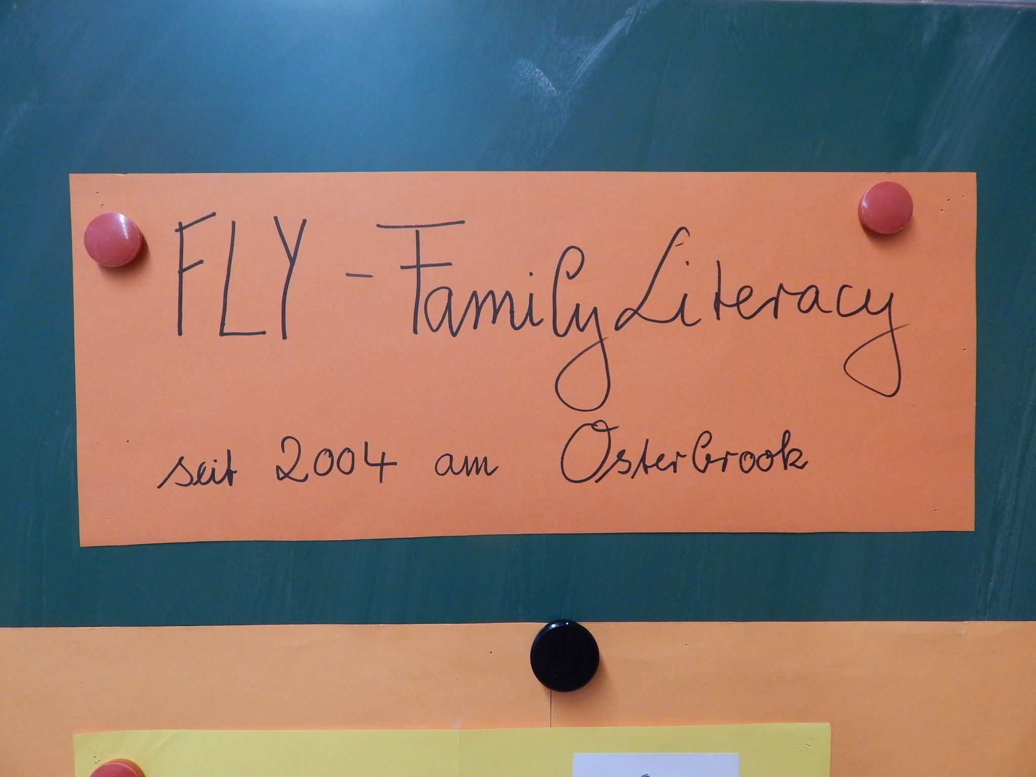 Family Literacy (FLY)