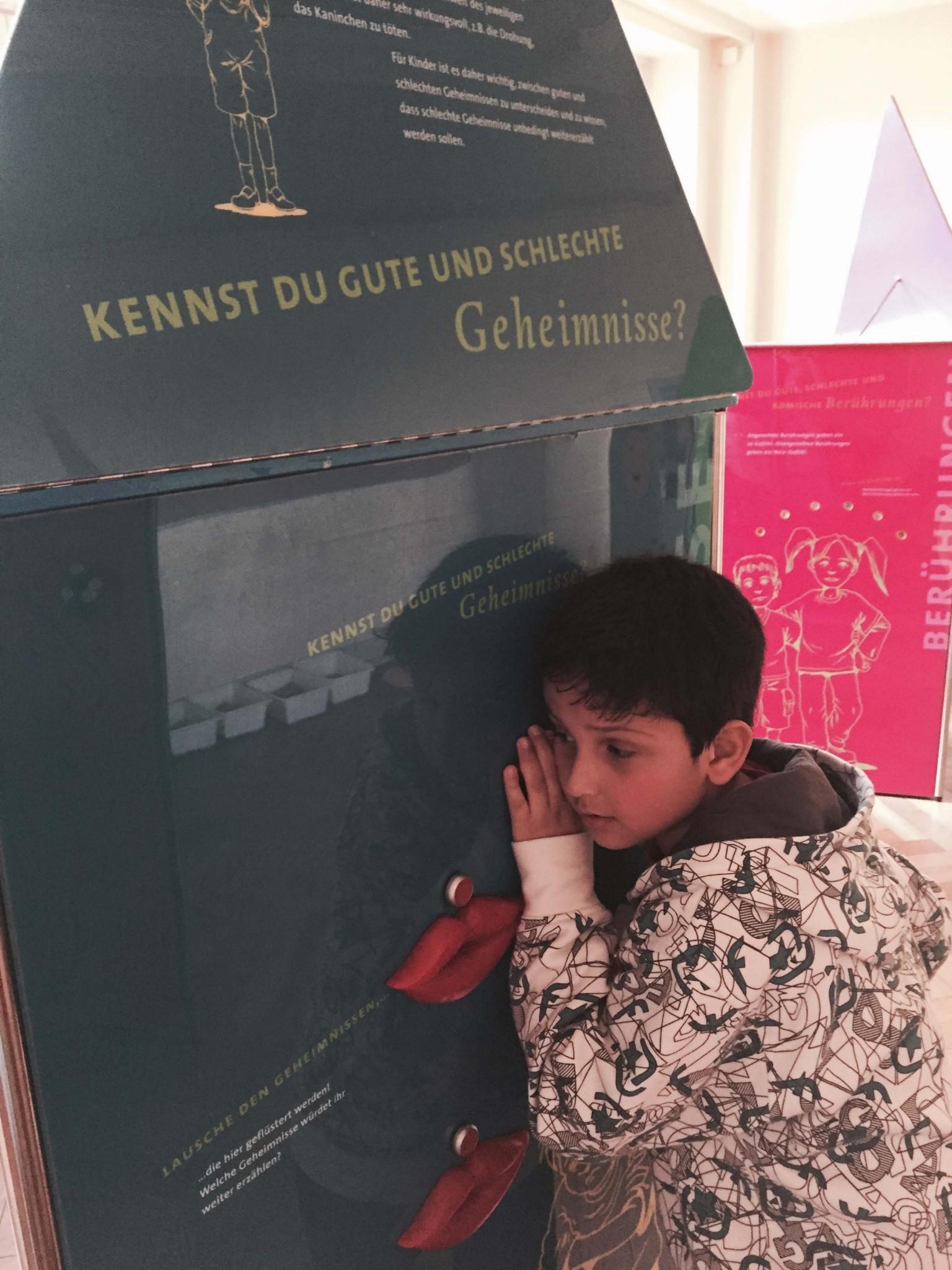 "Ausstellung ""Echt Klasse"""