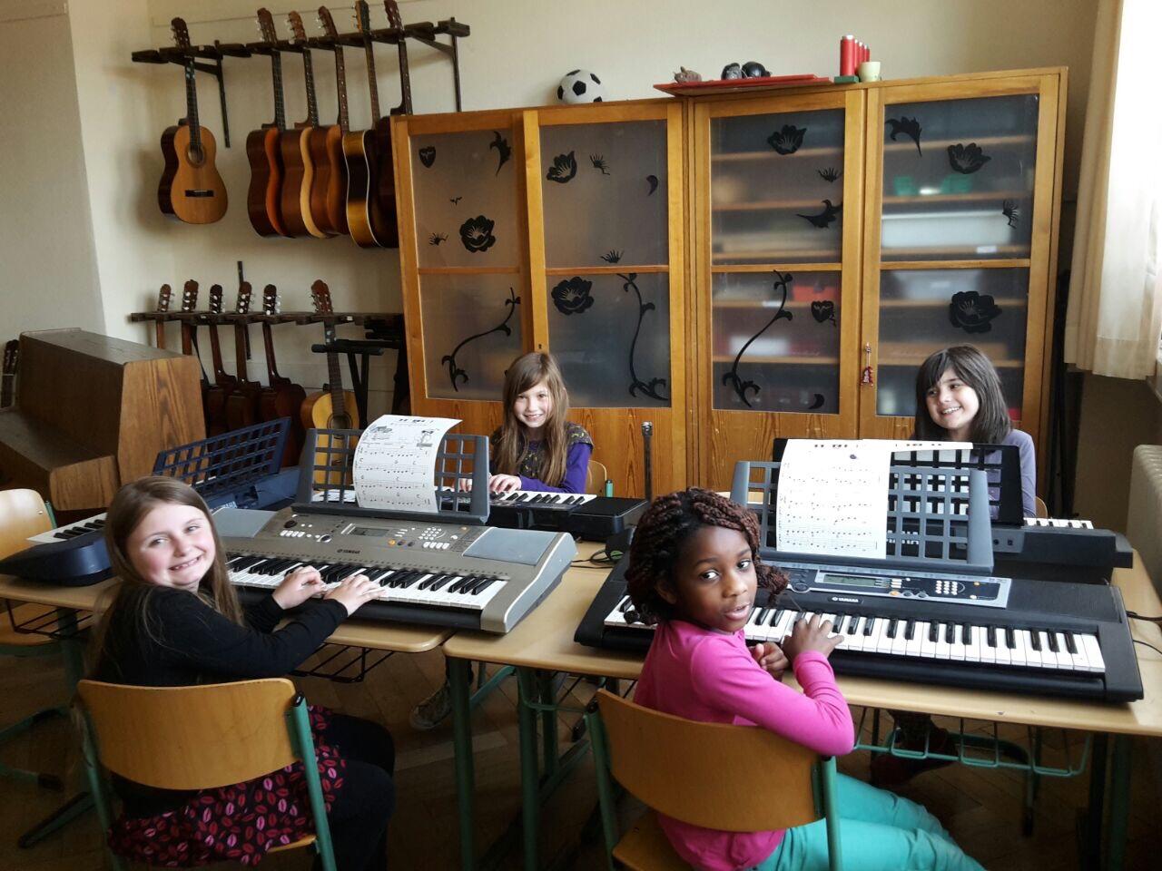 Begabtenförderung durch die Sängerakademie