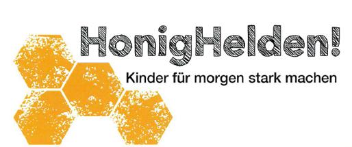 Honighelden - Logo